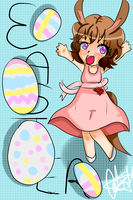 Holiday Contest Entry---Roo Easter! by Animeturtlecakes98