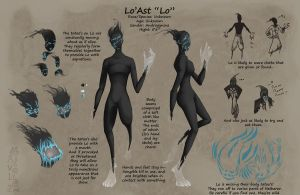 Lo'Ast- Hetherev by nameless-me