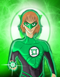 The Green Lantern's Light -Andy Green lantern by The-Betteh