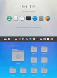 Solus Icon Theme by niivu