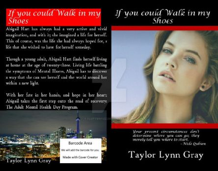 If you could Walk in my Shoes - Preview Cover by FlutterFizz