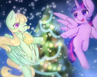 Get ready for Hearth's Warming Eve~ by AnikaSpace