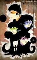 Four Lads... by SharpAce