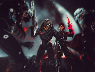 There is no Shepard without Vakarian by Normandy-Sr-221