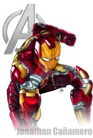 Iron Man by LordJohn