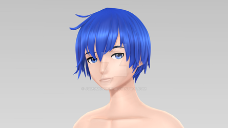 A Kaito Head Appears! by Jomomonogm