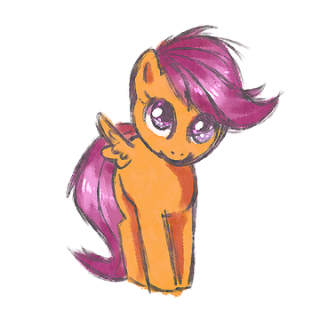 Scoots by Ponycide