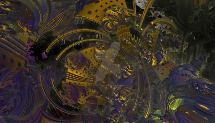 Time Space Discontinuum by LovingLivingLife
