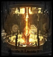 Wheel of time by gregmks