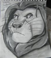 Mufasa-The Great Kings of Past by CodyKit