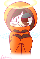 ~Kenny cosplay by Nini-the-inkling