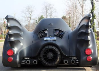 Batmobile 2 by photorip