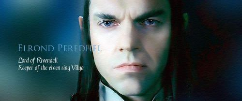Elrond Peredhel - Lord of Rivendell by mithrialxx