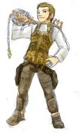 Heartblade Balthier by jameson9101322