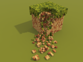 VoxelCraft 2.0 by AlexKley