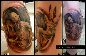 Paleman tattoo by grimmy3d