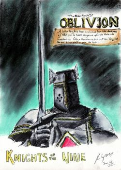 Oblivion: The knights of the 9 by lyness