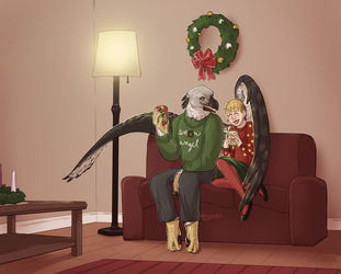 Sweater Party by VeloJello