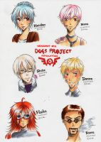 [DPR] Headshots #1 by Niranei