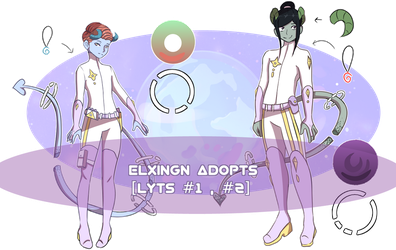 [CLOSED] Elxingn Adopt Auction [Lyts] by Onj-Art