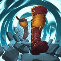 bottes du chronomage by naiiade