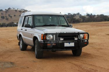 1999 Land Rover Discovery by legend3459