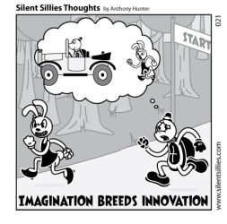 Silent Sillies Thoughts 21 by JK-Antwon