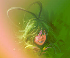 Smile by Rene-Elric