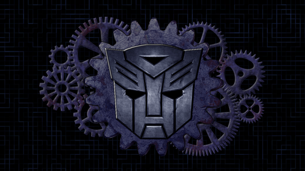 Transformers Wallpaper Redone by Digitalneo1