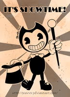 IT'S SHOWTIME! BATIM by SpavVy