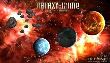 Galaxy Dome, by Summoner by FantasiesRealmMarket