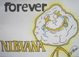 forever...Nirvana! by DHparra