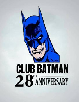 Club Batman 28th Anniversary by Club-Batman
