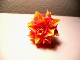 Origami Curler Units by MuNKichii