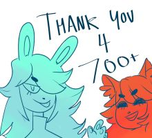 Thank You !!! by meiiple