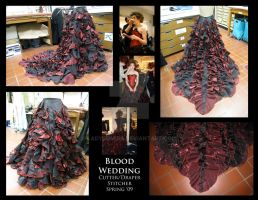 Blood Wedding by LadyDomira