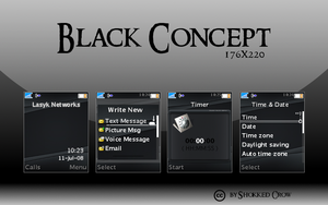 Black Concept 176x220 by Shokked-crow