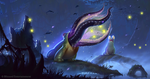 Whisper of the Old Gods Frog by rzanchetin