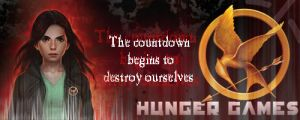 The Hunger Games Signature by Lilnida101