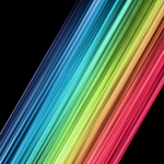 Rainbow Streak by R2krw9