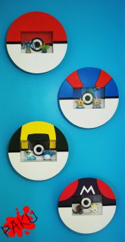 TUTO - Vitrine Pokeball by blackbutterflypaku