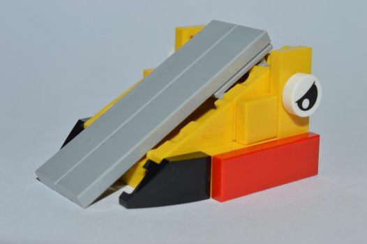 LEGO Iron-Awe 6 - Robot Wars Series 10 by IHave2MuchFreeTime