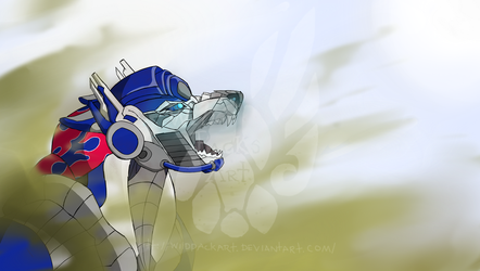 TF4 CD: Battle Cry by WildPacksArt