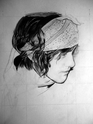 Making of Andrew Vanwyngarden from MGMT by crazyemm