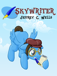 Skywriter badge by muffinshire