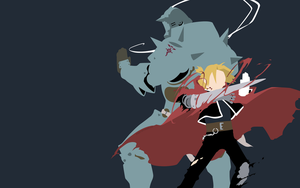 Elric Brothers - Fullmetal Alchemist by Dingier