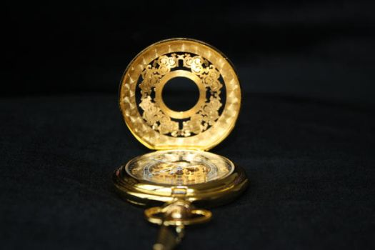Pocket watch specific angle 1 by CAStock