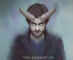 Martin Freeman - Demon John Watson))) by ymymy