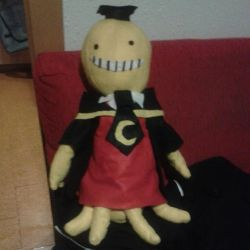 Plush of Korosensei by 777Violeta