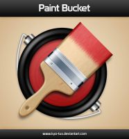 Paint Bucket by kyo-tux